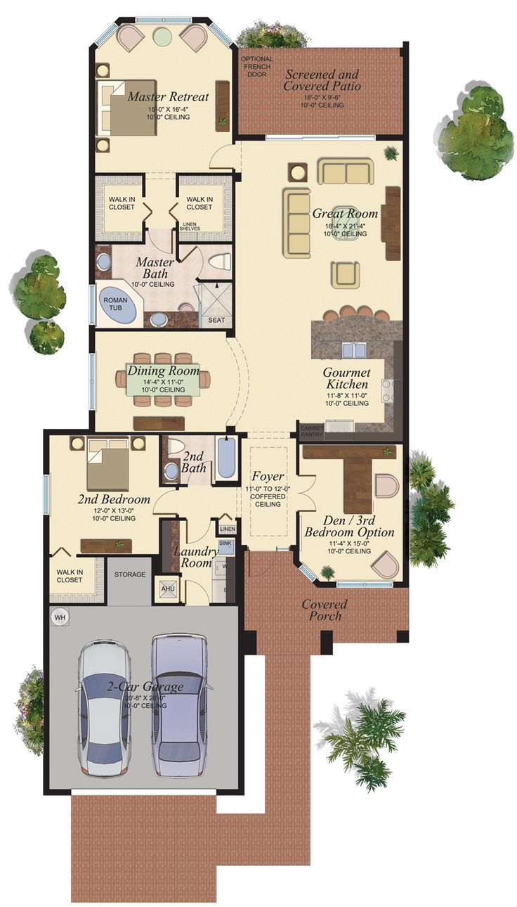 1000 images about small house plans on pinterest for Nice floor plans