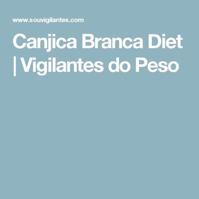Canjica Branca Diet   Vigilantes do Peso