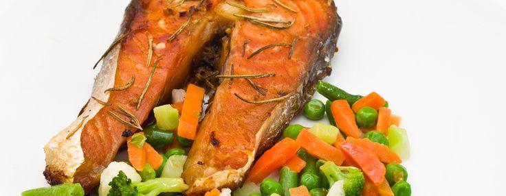 Bucură-te de mâncare cu #Bonduelle: Cele mai bune legume pentru servirea preparatelor din pește #gustos #gătit