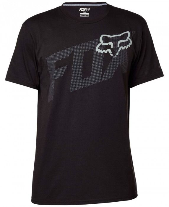 Fox Mens Blasted Short Sleeve Basic T-Shirt