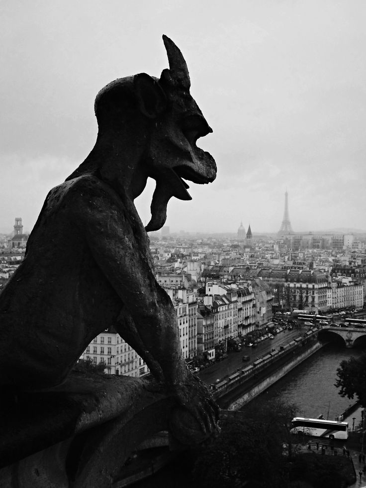 Gargoyle // Paris, France
