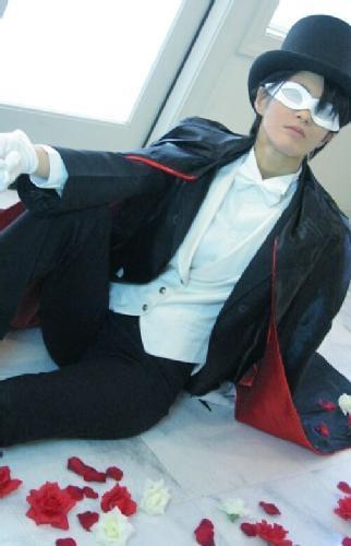 tuxedo mask funny