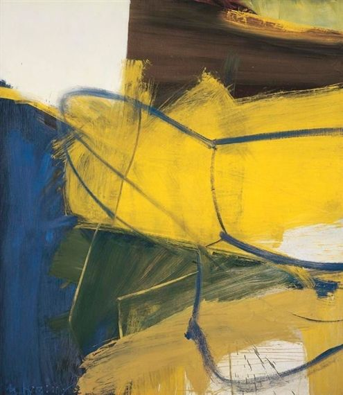Willem de Kooning, Spikes Folley