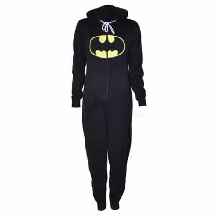 Batman Hooded Onesie
