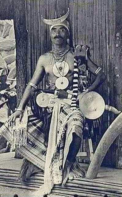 1920. King of Timor.