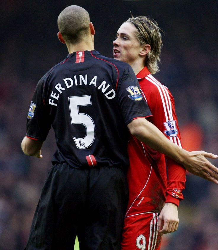 Manchester United v Liverpool: A fierce rivalry in pictures