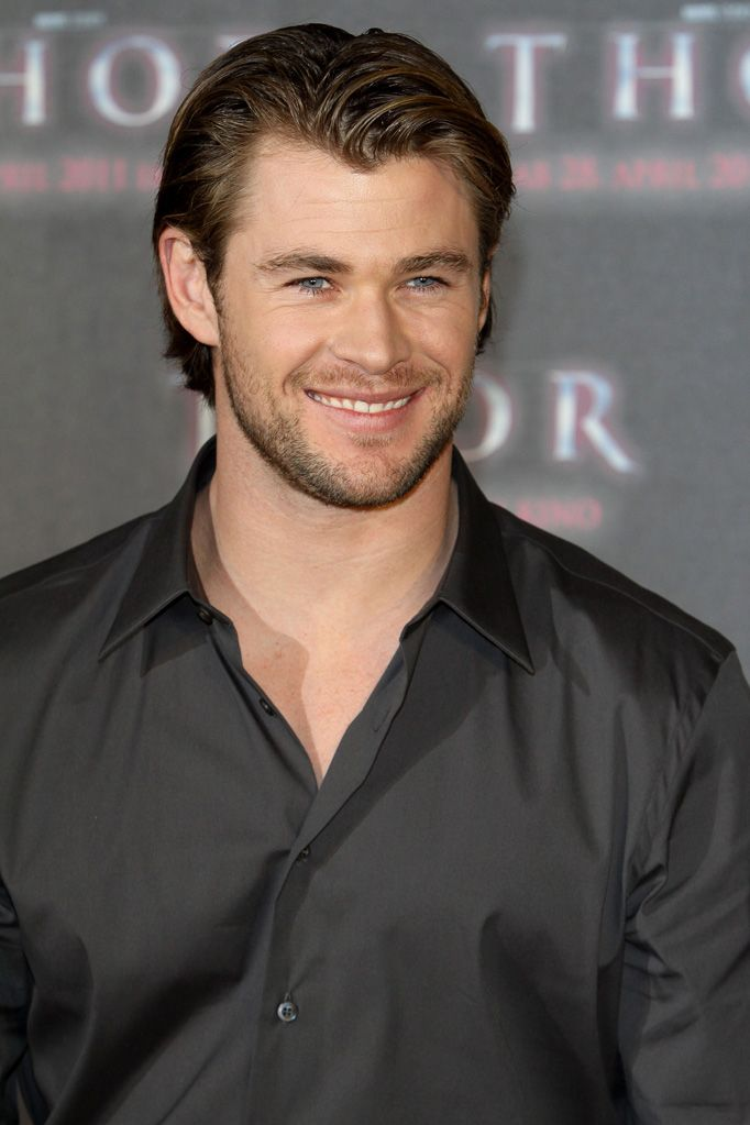 Chris Hemsworth- Thor!