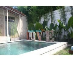 #love #villa #bali #seminyak Available NOW 5 bedrooms (4 large queen bedrooms with ensuites plus small twin room with ensuite and interconnecting door) large pool. best street umalas1 close to Nook, Barbacoa, Sardine and Metis. price includes wifi and pool cleaning,   $2850 per month $24,900 per year  info@balibestdeals.com   Phone : +62 81 9161 00568   Discount if you pay 4 years and get 5th year FREE..