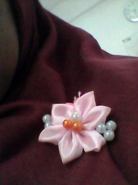 brooch for hijab :D