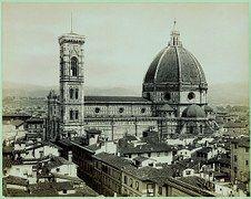 Grabación Antigua de la Catedral de Florencia