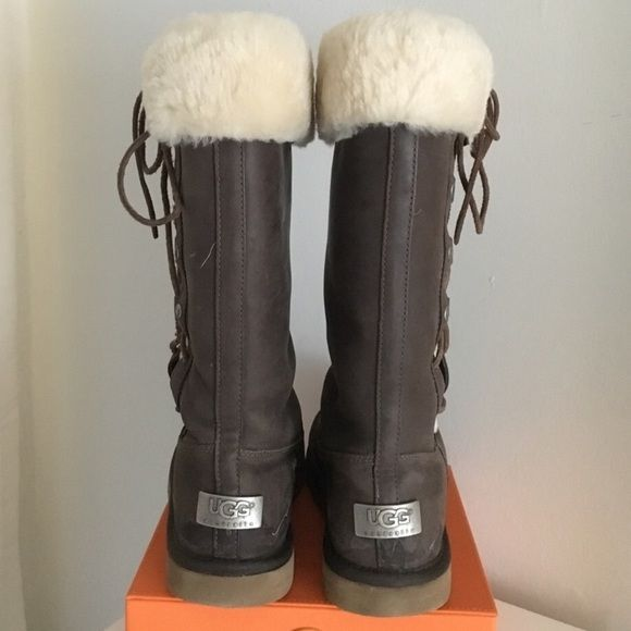1787670b797 Womens classic tall leather uggs size 7 100% authentic Womens ...