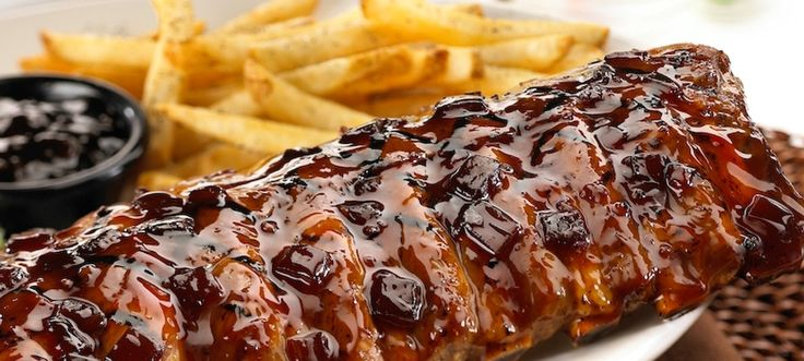Jack Daniel's® Chicken & Half Rack Ribs | T.G.I. Friday's