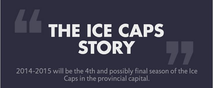 Ice Caps by the numbers