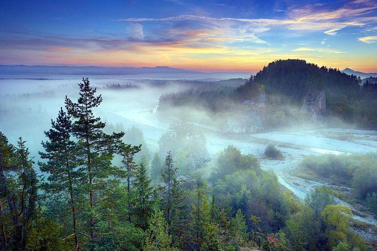 Rezerwat Przełom Białki, Polska
