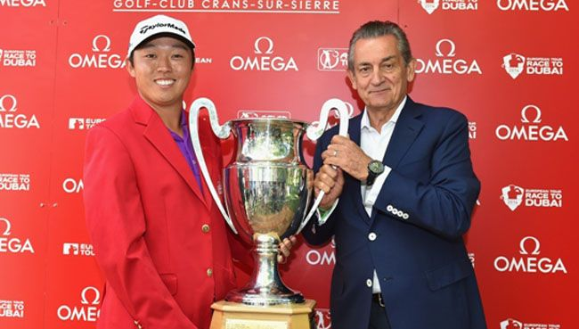 UAE Golf Online | American David Lipsky eyes a DP World Tour Championship berth with Swiss win | Race to Dubai News, Results and Information | Golf in the UAE #dubai #golf #uae