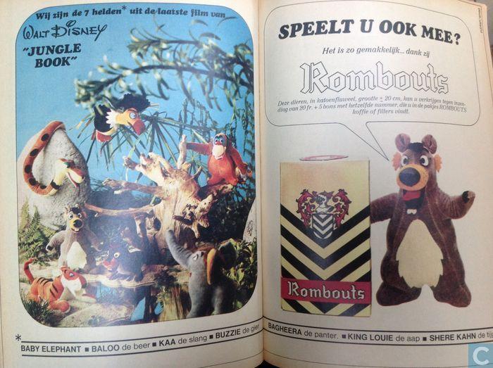 Poppen en beren - Pluche dieren - Beer Balou