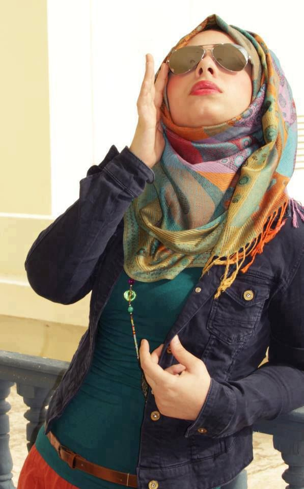 Love the hijab!