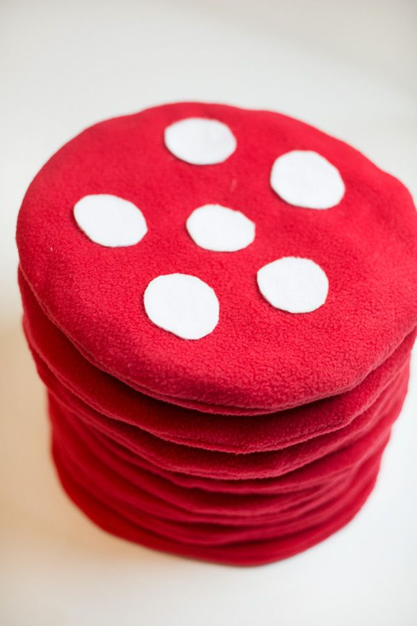 DIY Tutorial: Toadstool Chair Cushions - Hostess with the Mostess®
