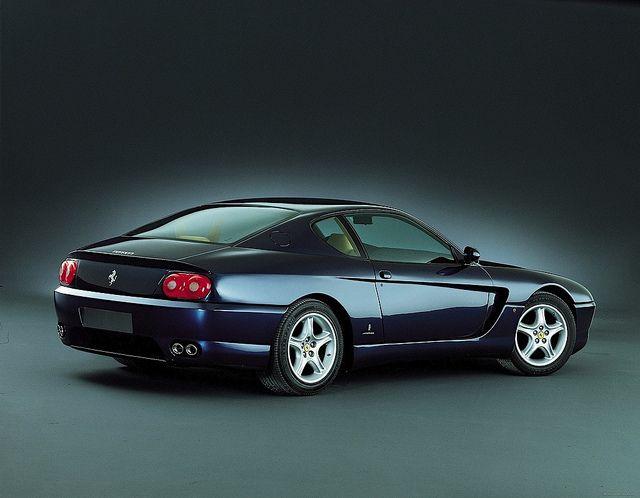 Ferrari 456 GT - LGMSports.com