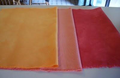 how to dye aida cloth