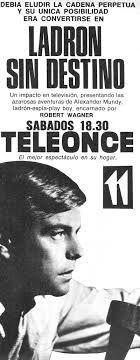 Publicidad de la programación de CANAL 11, Buenos Aires, 1969.