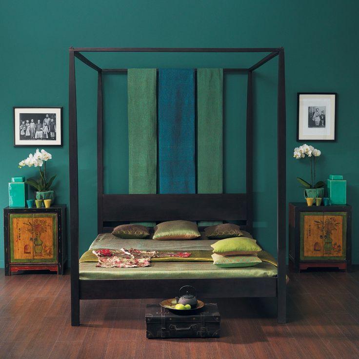 Best 25+ Green Bedroom Design Ideas On Pinterest