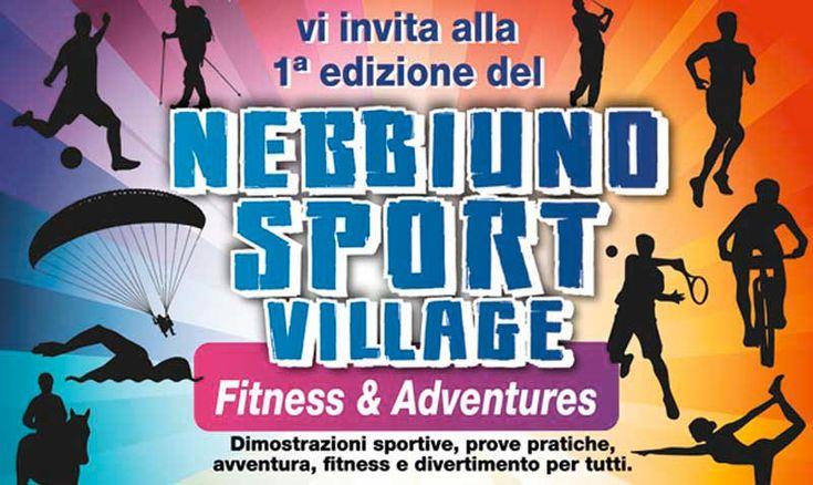 Due giorni di puro movimento per la prima edizione di Nebbiuno Sport Village. Mountain bike, parapendio, golf, zumba ce ne sarà per tutti i gusti.http://ilvergante.com/nebbiuno-sport-village-fitness-adventures/