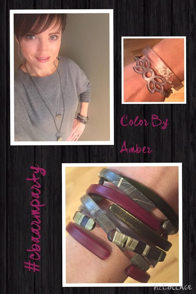 Color By Amber is known for skinnies bangle like bracelets that are so fun, we call wearing them an arm party! We also have necklaces, earrings, rings, bracelets, a line for girls and even a collection for men! Learn more here and contact me with anything I can help with! https://heatheryoung.mycolorbyamber.com/shop