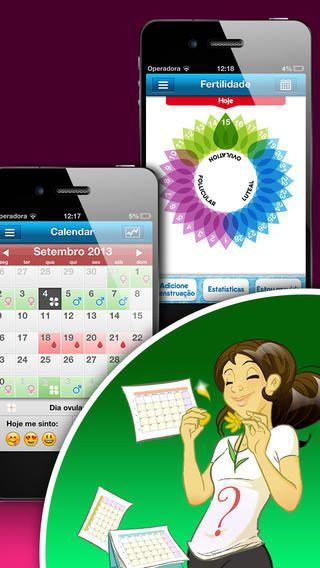app indispensavel para mulher