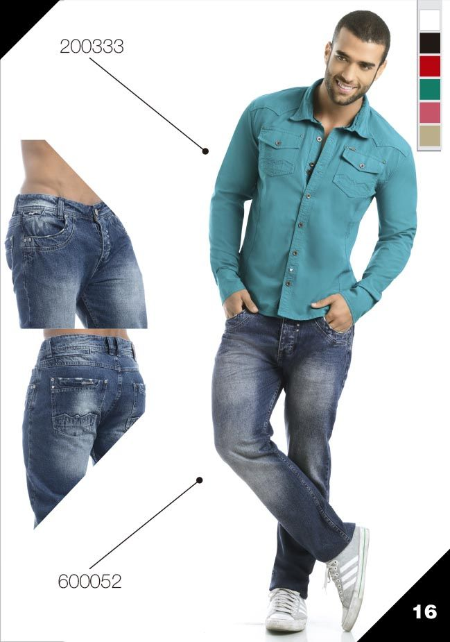 Ref: 200333 / 600052 Ropa de moda para hombre / Mens fashion clothing Sexy, yet Casual Mens Fashion #sexy #men #mens #fashion #neutral #casual #male #males #guy #guys #hot #hotlooks #great #style #styles #hair #clothing #coolmensoutfits www.ushuaiajeans.com.co