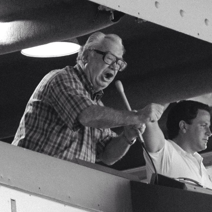 Harry Caray, Chicago Cubs