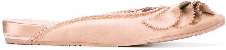 Pedro Garcia Alia slippers