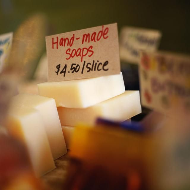 Instructions & guidelines on labeling your soaps for sale at craft shows, markets and retail locations.