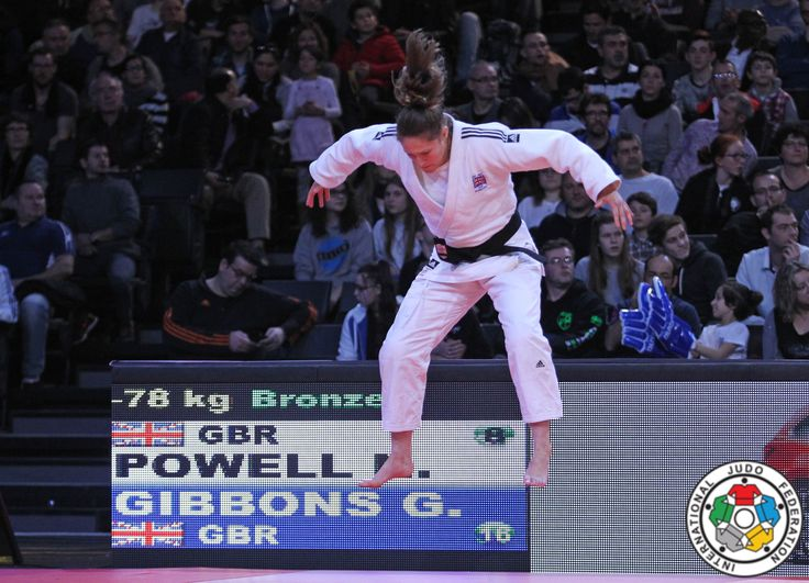 78- Natalie Powell (GBR) - Grand Slam Paris (2016, FRA) - © IJF Media Team, IJF