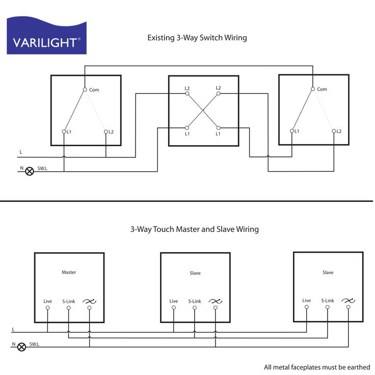 Beautiful Wiring Diagram Intermediate Light Switch