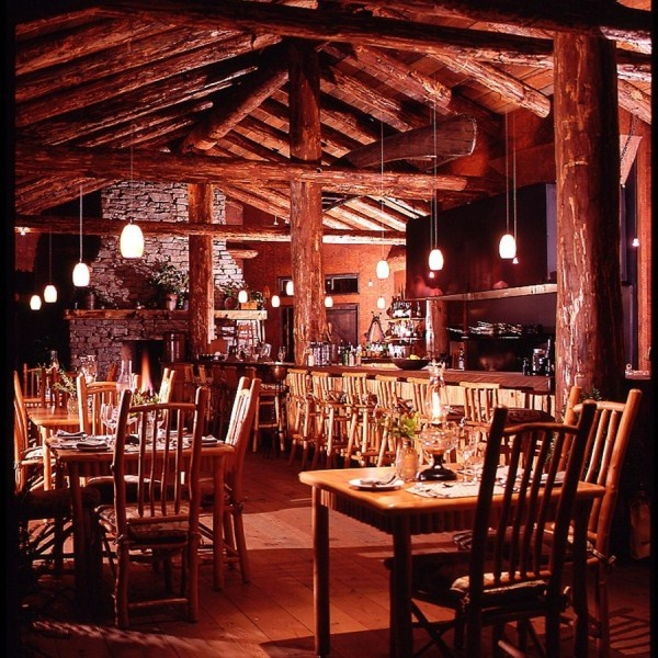 Cookhouse Restaurant @ Clayoquot Wilderness Resort, BC, Canada
