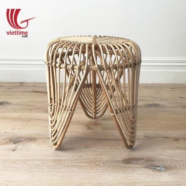 Admirable Natural Leaf Rattan Stool Chair In 2019 Rattan Stool Onthecornerstone Fun Painted Chair Ideas Images Onthecornerstoneorg