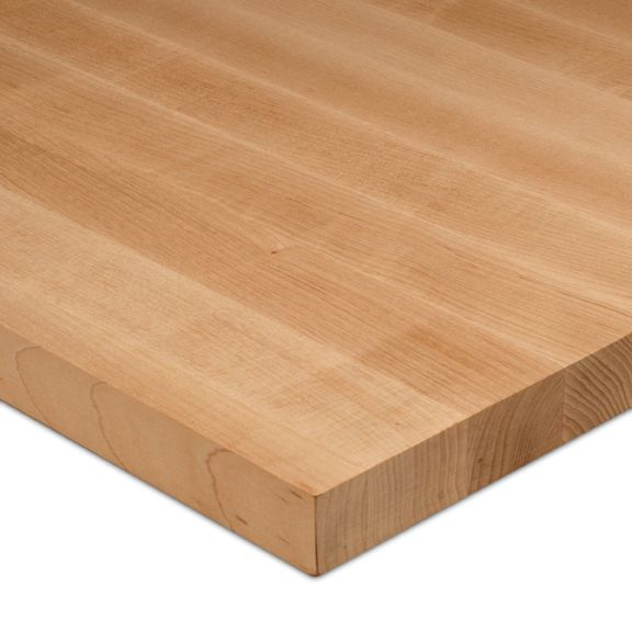 Great website to buy unfinished butcher block when we're ready to re-do the kitchen island!