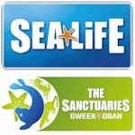 SEA LIFE Centres and Sanctuaries entry token for one person