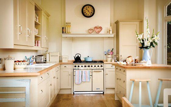 Creme Kleurige Keuken : Kleurige Keuken op Pinterest – Paarse Keuken, Warme Keuken en Keukens