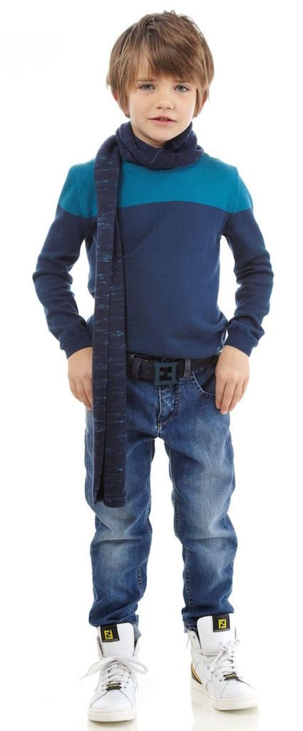 Fendi kids ropa elegante para niños y niñas | Pinned from Likaty.com (Collect and share ideas you like)