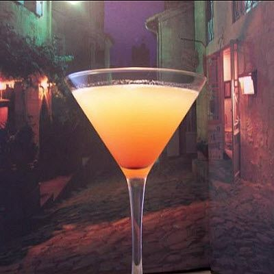 Beyoğlu Sokakları kokteyli
