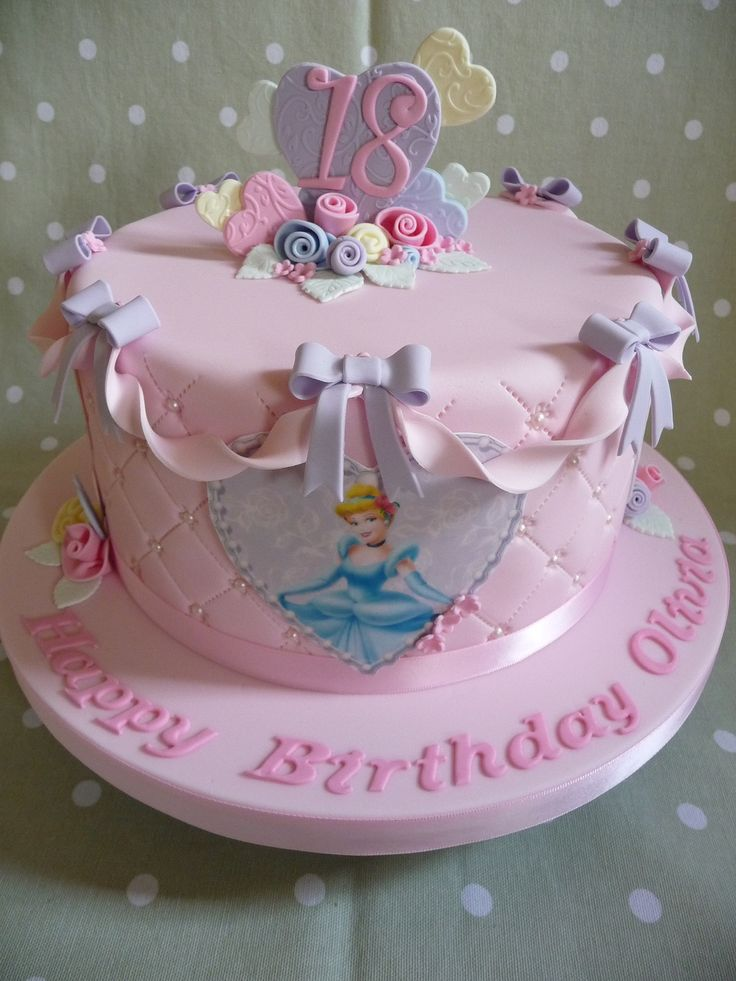 Disney Princess Cake | Flickr - Photo Sharing!