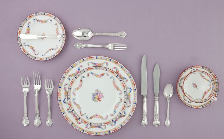 We began our etiquette series with questions about basic table manners. The new questions we received also pertain to the table—the proper table setting.