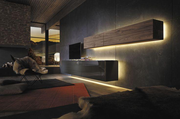 Möbel wohnzimmer hülsta  Best 25+ Hülsta möbel ideas on Pinterest | Wandregal zeitschriften ...
