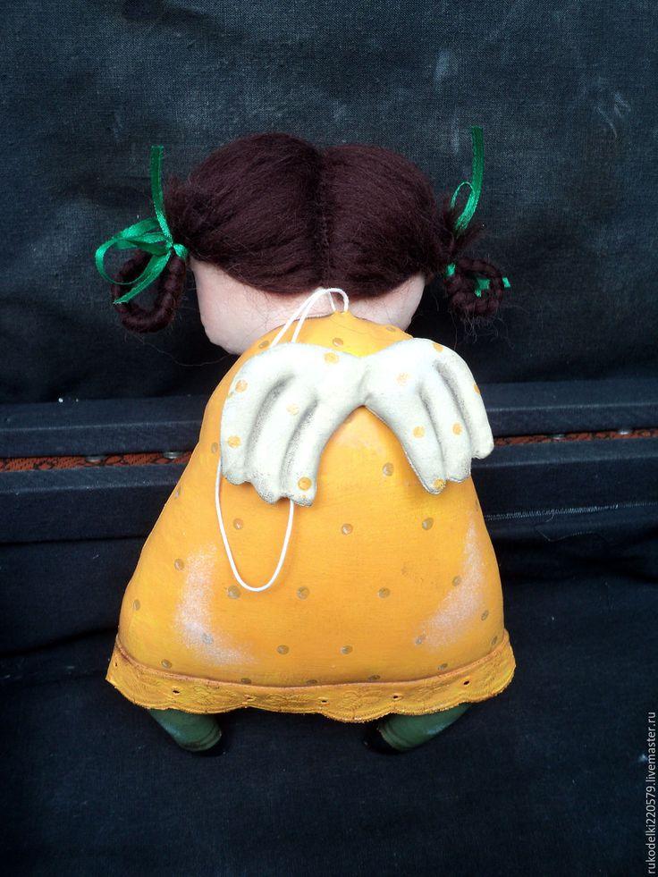 Купить Текстильная кукла Черничка. - кукла ручной работы, авторская кукла, купить куклу