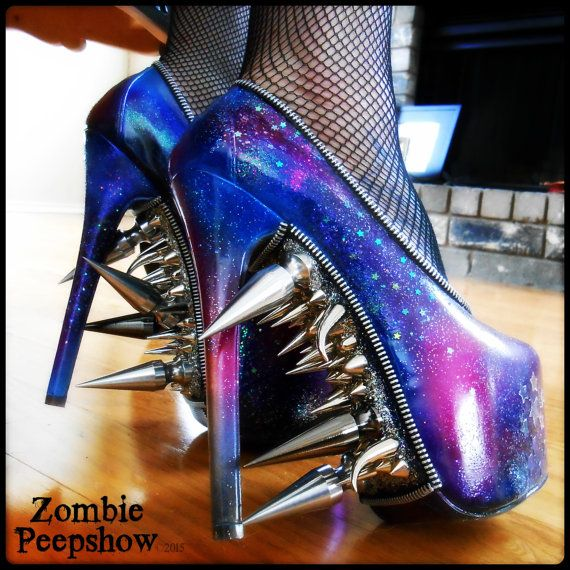 "Galaxy ""Intergalactic Planetary"" Spike Pumps"