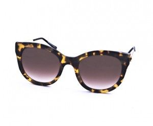 THIERRY LASRY LIVELY 228 Frame: amber turtle gold temples Lens: grey gradient EXPRESS FREE SHIPPING