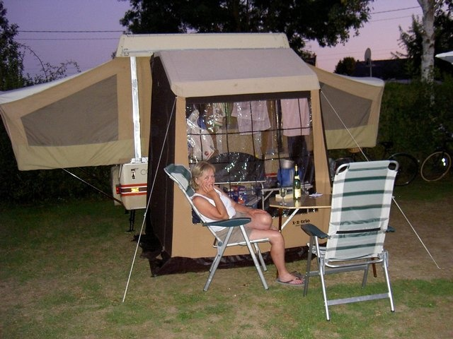 Coleman Colorado 6 berth pop up camper for sale