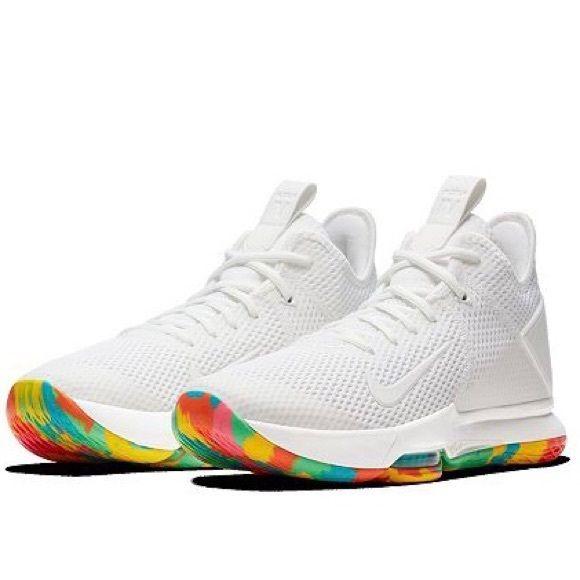 Nike Lebron Witness IV Men Fruity